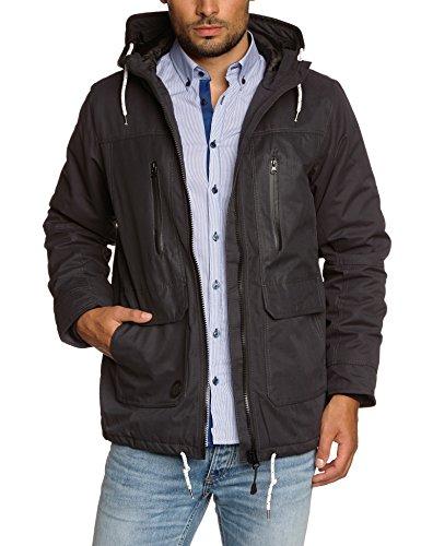HUMÖR Herren NOPAI Jacket Jacke, Schwarz (Jet Black), X-Large (Herstellergröße: XL)