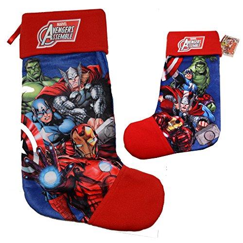 Avengers Befana calza in peluche novità Natale 2015-2016