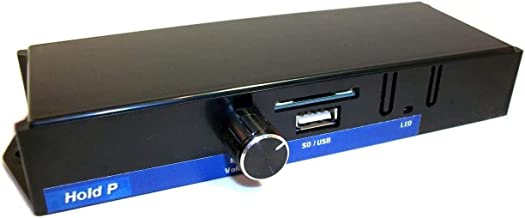 Image Audio SXP Message and Music On Hold Digital Player with Both USB and SD and 50+ MP3 Audio Files photo