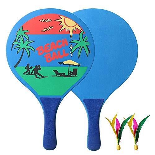 Joycaling Raqueta De Badminton Raqueta De Bádminton De Cricket Divertida para Jugadores Principiantes Profesionales (Size:Free Size; Color:1)