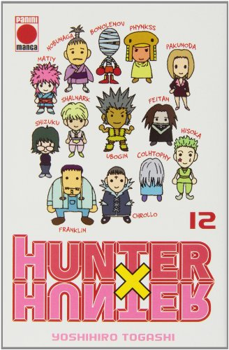 Hunter X Hunter 12 (Manga - Hunter X Hunter)