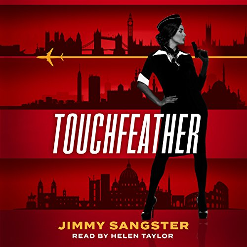 Touchfeather audiobook cover art