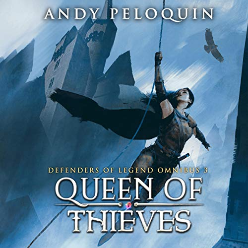 Queen of Thieves Box Set: A Grimdark Sword and Sorcery Fantasy Thief Adventure  By  cover art