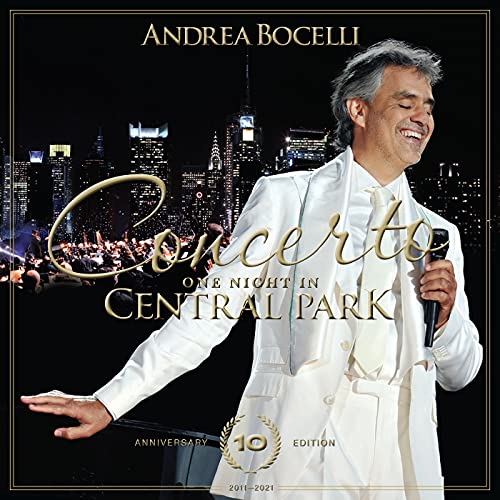 Puccini: Turandot / Act 3 - Nessun dorma! (Live At Central Park, New York / 2011)