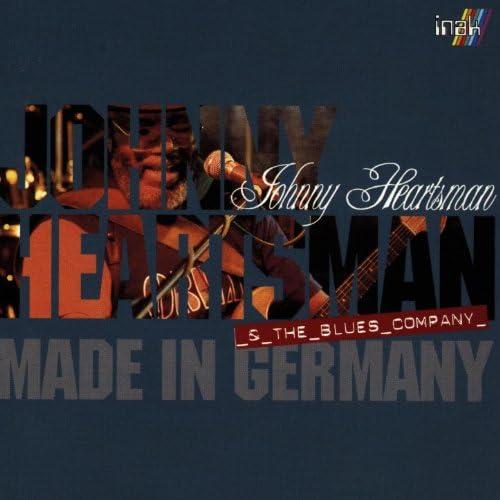 Johnny Heartsman & Blues Company