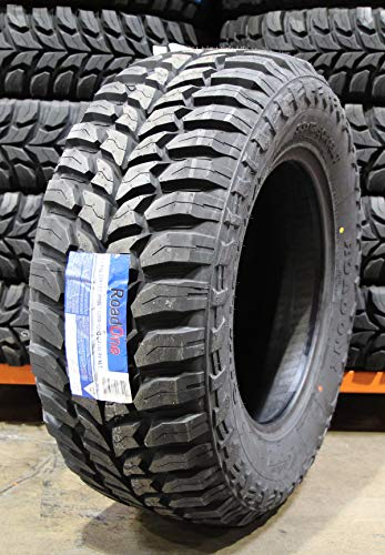 Road One Cavalry M/T Mud Tire RL1418 33 12.50 18 33x12.50R18, F Load Rated