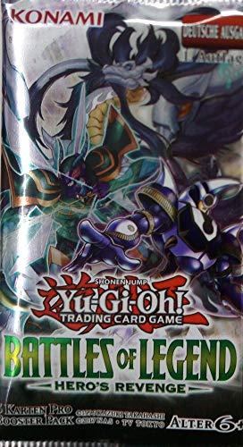Yu-Gi-Oh!  Battles Of Legend Heroes Revenge 1 Boosterpack