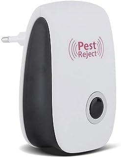 Prinbong A-501 Multifunción Ultrasónico Repelente de Ratón Cucaracha Portátil Trampa Insecto Mosquito Asesino Eléctrico Ratas Dispositivo de Control de Plagas