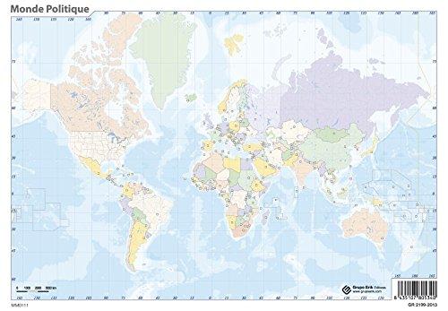 Erik - Tarjetas de memoria A4 con diseño de mapas y texto en ...