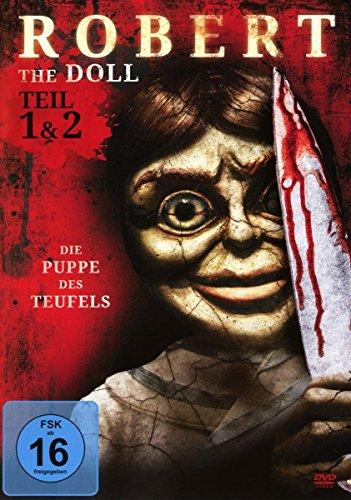 Robert - Die Puppe des Teufels 1+2 (Box-Edition)