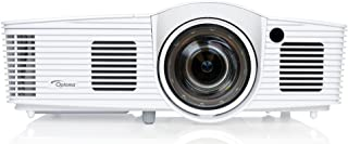 Optoma GT1070Xe Short Distance DLP Projector (Full HD, 2800 Lumens, 23,000:1 Contrast, 3D)