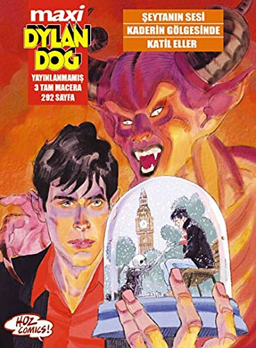 Dylan Dog Maxi 5