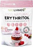 Eritritol en polvo 1 kg azúcar glaseado con cero calorías de NKD Living