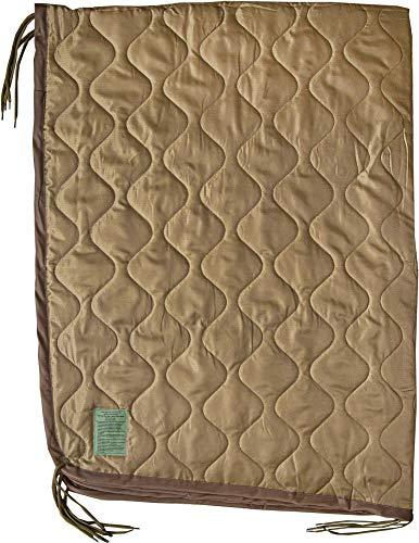 USGI Industries Military Camo All Weather Woobie Poncho Liner Blanket (OCP Multicam)
