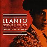 Llanto (Garcia Lorca/Pradal)