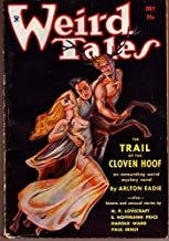 Weird Tales / July, 1934 / Margaret Brundage Cover / H.P. Lovecraft, Clark Ashton Smith, August Derleth