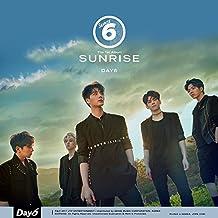 JYP Entertainment DAY6 - Sunrise (Vol.1) CD+Photobook+Photocard+Folded Poster+Extra Photocards Set