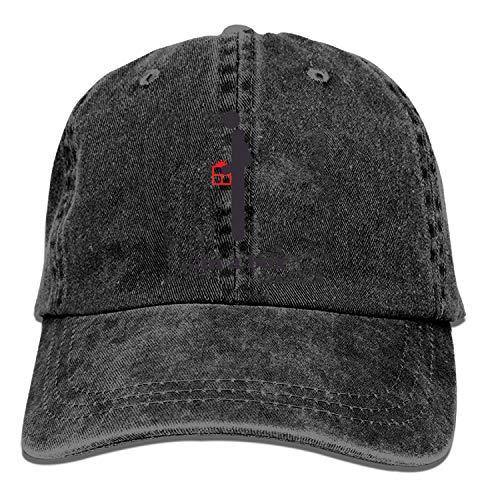 Honkbal Trucker Cap, Dick in een doos verstelbare Jeugd Cowboy Mens Golf Caps Hoeden