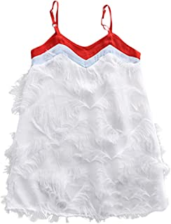 Yumiki ドレス 子供 フォーマルドレス ミニドレス 女の子 シルバー vネック ノースリーブ 可愛い 発表会 誕生日 プレゼント 写真撮影 フォーマルワンピース