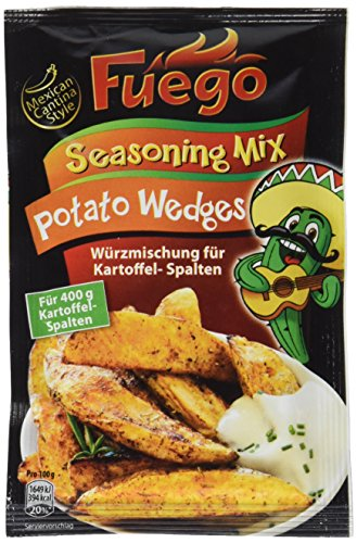 Fuego Potato Wedges Seasoning Mix (1 x 35 g)