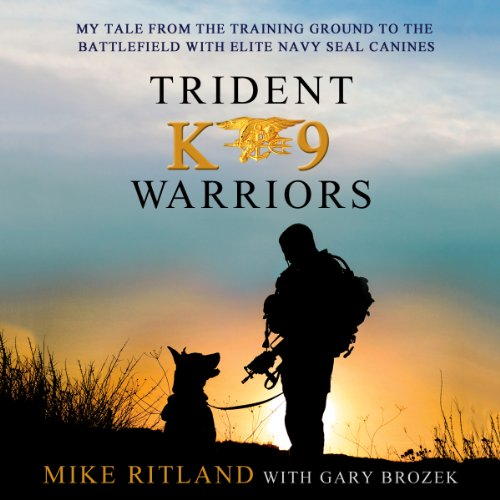 Trident K9 Warriors cover art