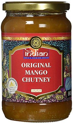 Truly Indian Mango Chutney, original, 865 g