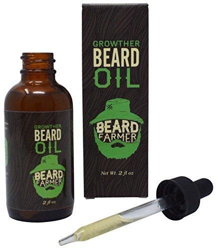 Beard Growther (Grow Your Beard Fast) 1.9oz by Beard Farmer