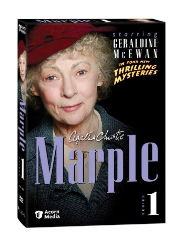 Agatha Christie's Marple, Series 1