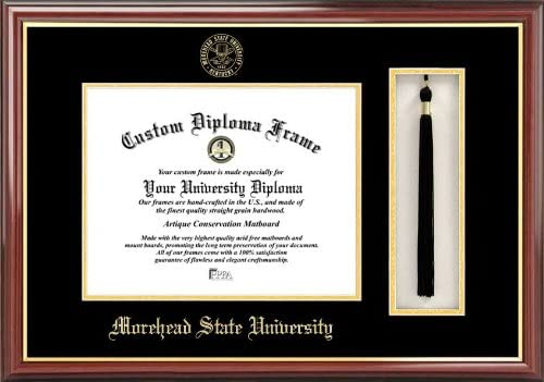 Campus Images KY985PMHGT Morehead Year-end annual account Today's only State Box an University Tassel