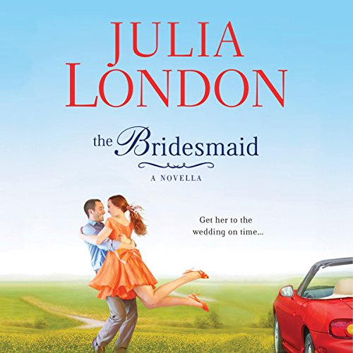The Bridesmaid audiobook cover art