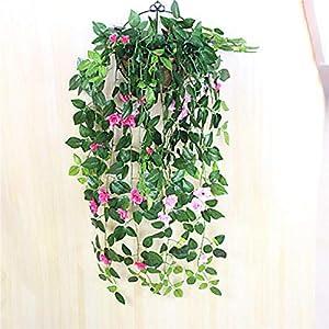 Flores De Seda Flores Artificiales Exterior Plantas Artificiales Plastico Fiesta Seda La Flor Decoracion 1 Rama Clásica…