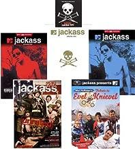 JACKASS SET -- SEASONS 1-3 PLUS MORE!! BRAND NEW!!