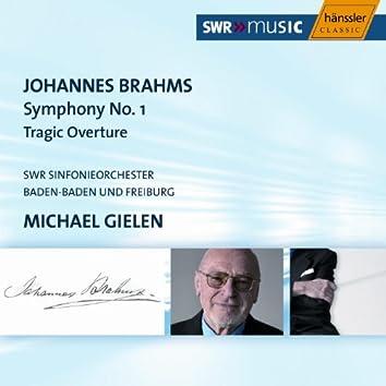 Brahms: Symphony No. 1 / Tragic Overture