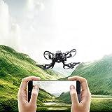 Ylik Control 2.4G Glove Interactive Mini Drone w/Hold Gesture Altitude du Lift contrôle RC Quadcopter pour Les débutants