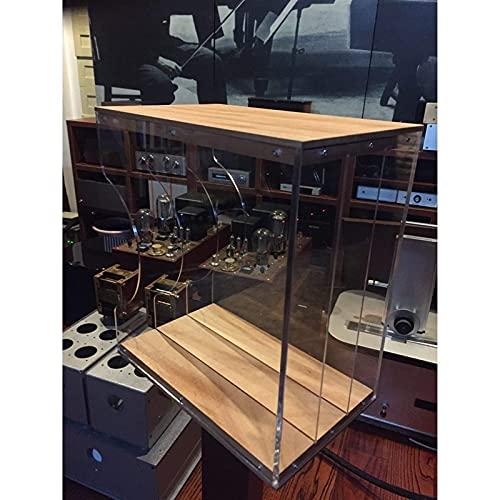 N/Z Muebles para el hogar Soporte para Discos LP DVD CD Disco de Vinilo Estante de Almacenamiento Tiendas de Video Soporte de exhibición de Registro de Sala de audición (Tamaño: 36 * 33 * 20 CM)
