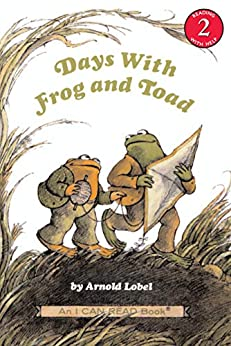 Days with Frog and Toad (Frog and Toad I Can Read Stories Book 4) by [Arnold Lobel]