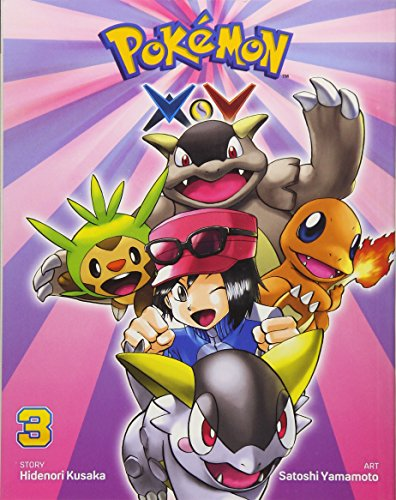 POKEMON XY GN VOL 03