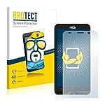 BROTECT Schutzfolie kompatibel mit Asus ZenFone 2 ZE551ML (2 Stück) klare Bildschirmschutz-Folie