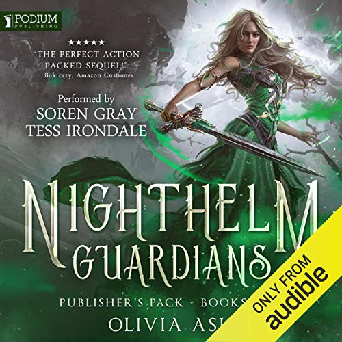 The Nighthelm Guardian: Publisher's Pack cover art
