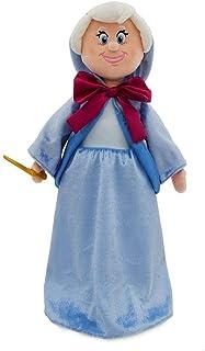 Disney Cinderella's Fairy Godmother Plush Doll – Medium – 18 inches