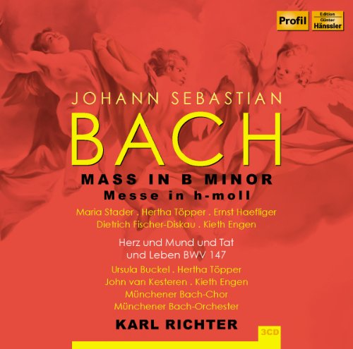 BACH: h-moll Messe