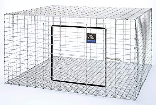 Meat Rabbit Hutch Size