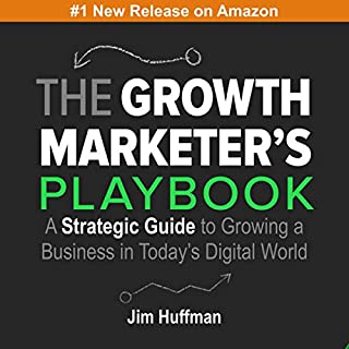 The Growth Marketer's Playbook cover art