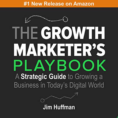 The Growth Marketer's Playbook audiobook cover art