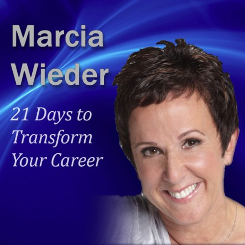 21 Days to Transform Your Career cover art