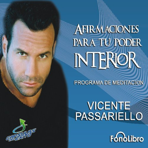 Afirmaciones para tu poder interior [Affirmations for Your Inner Power] audiobook cover art
