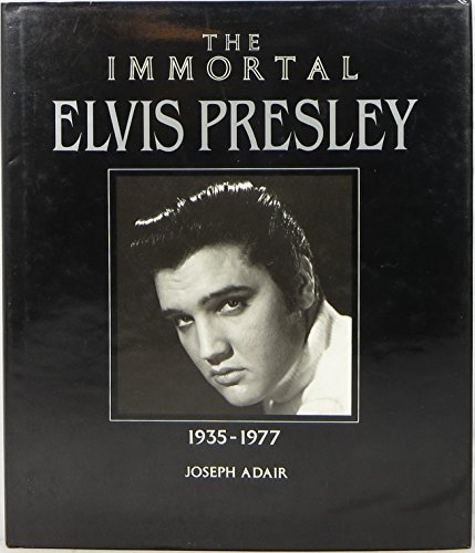 Price comparison product image The Immortal Elvis Presley: 1935-1977 (The Immortal Series)