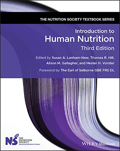 51Tjf173XoL - Introduction to Human Nutrition (The Nutrition Society Textbook)