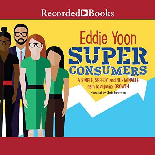 Superconsumers audiobook cover art