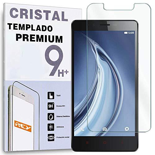Protector de Pantalla para XIAOMI REDMI Note 4, Cristal Vidrio Templado Premium